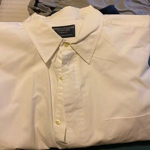 Men's XXL button down shirt American Eagle